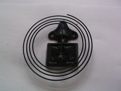 Gong From An Old Highlands Wall/mantle Clock
