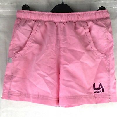 New Junior Girls Branded LA Gear Casual Shorts Pants Bottoms 9-10 Yrs R752-1
