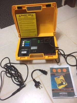 Easypat Test & Tag Appliance Tester