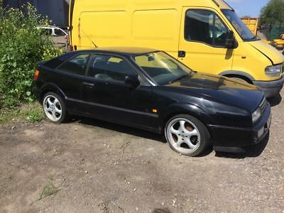 1989 Volkswagen Corrado 16V Barn Find Classic Car Restoration Project