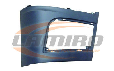 MERCEDES ACTROS MP4 Ecke Stoßstange Nebelscheinwerfer BUMPER RIGHT LOWER