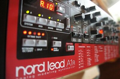 Clavia Nord Lead A 1 R virt analoger Synthesizer OVP ! TOP !!! A1 Nordlead