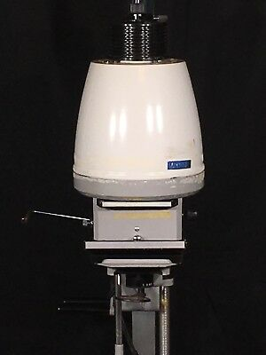 Vivitar Enlarger E-74, Vintage Darkroom Photography Equipment 2.25-3.25