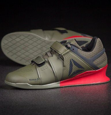 a719aa74e71 REEBOK LEGACY LIFTER HERO PACK PLUS 2.0 CROSSFIT MENS SHOES Weightlifting  BS8216