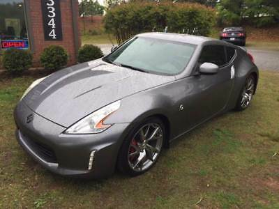2015 Nissan 370Z Base 2dr Coupe 6M 2015 Nissan 370Z Base 2dr Coupe 6M 53,468 Miles Gray Coupe 3.7L V6 Manual 6-Spee