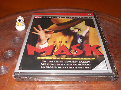 The Mask Dvd ..... Nuovo