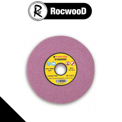 Chainsaw Saw Chain Grinding Wheel Stone 145mm x 22mm x 3.2mm For 3/8 LP .325