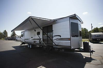 Wildwood Dlx 39Fden Park Trailer Model Camper Rv Last One Must Go Save Now