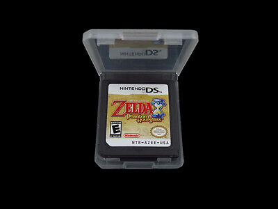 The Legend of Zelda: Phantom Hourglass Version Game Cartridges for 3DS