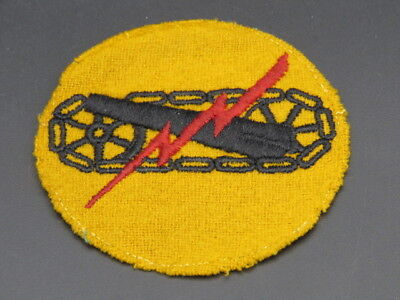 Uncommon Original Inter War 13Th Cavalary Regt Patch-Me On Wool-W/o Trunnion
