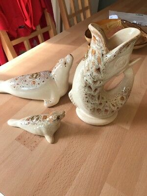Honeycomb Fosters Pottery Reduced In Price
