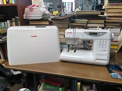 Janome memory craft 4400 computerized sewing machine (discontinued)