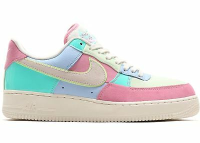 NIKE AIR Force 1 Low Easter QS Spring Patchwork UK 10 US