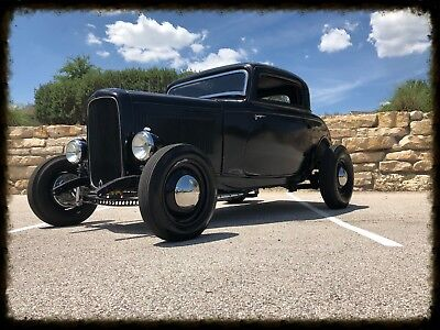 1932 Ford coupe  1932 Ford 3 Window Original Henry Steel Hot Rod Traditional