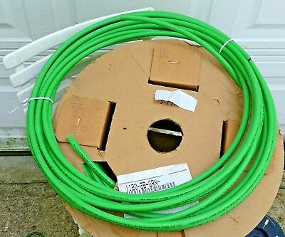 "50 feet 1/2"" PARKER AIR BRAKE TUBING LINE GREEN 1120-8B-GRN 1/2""  50 FT coil NEW"