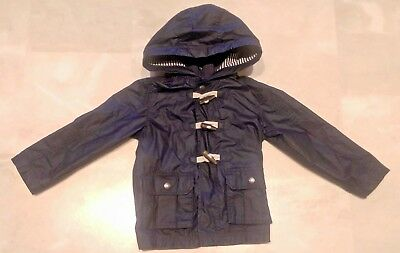 9165184de18d4 BOYS JUNIOR J By Jasper Conran Light Hooded Raincoat - £5.50 ...