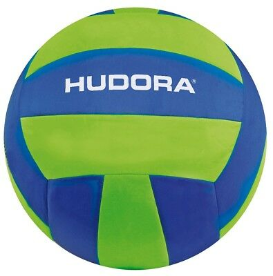 Mega Beachvolleyball Ø 40,5 cm | Hudora 76079 | Strand Volleyball | Sportball