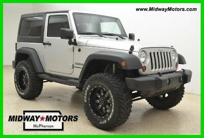 Jeep Wrangler Sport 2011 Sport Used Certified 3.8L V6 12V Automatic 4WD SUV