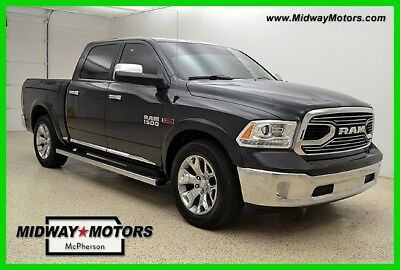 Ram 1500 Limited 2016 Limited Used Certified Turbo 3L V6 24V Automatic 4WD Pickup Truck