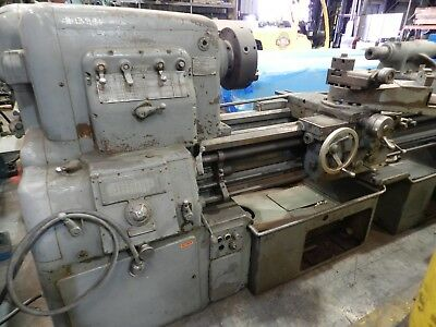 "Monarch Engine Lathe12"" chuck, 72"" centers, S/N:12356, 440 V"