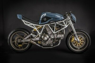 2001 Custom Built Motorcycles Other  2001 Ducati 900SS Custom Motorcycle by H Garage