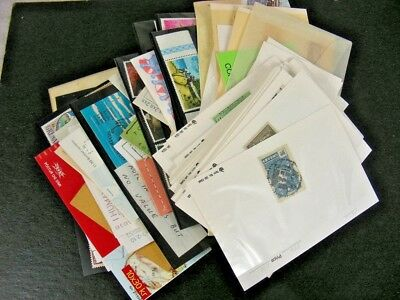 PRC CHINA, WW, BRITISH COLONIES, Excellent Assortment of Stamps in stock cards &
