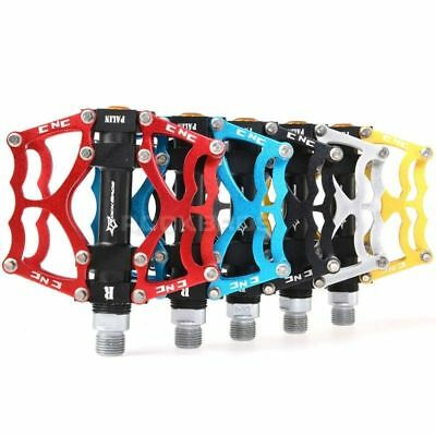 ROCKBROS Mountain Bike Pedals MTB Sealed Bearing 9/16 in Pedals Aluminum Alloy