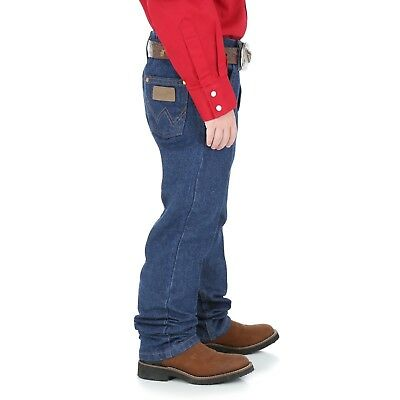 New Infant Baby Wrangler Western Pro Rodeo Cowboy Cut Jeans Size 1 T