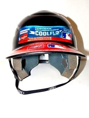Rawling's Batter's Helmet Coolflo System CFBH One Size Fits 6 1/2 - 7 1/2 NWT