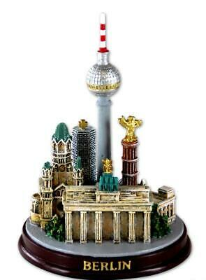 Berlin Modell 5 er Collage Souvenir Germany Dom Reichstag Tor  ...
