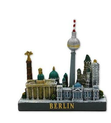 Berlin Modell 6er Collage Souvenir Germany Dom Reichstag Tor  ...