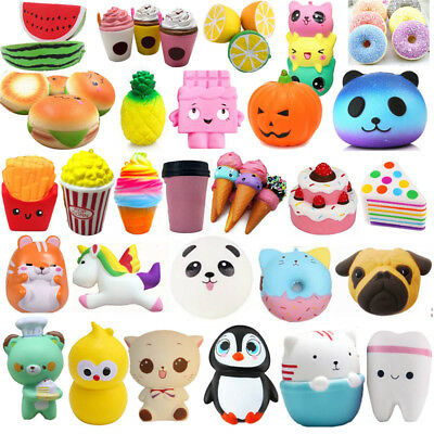 Jumbo Slow Rising Squishies Scented Squeeze Squishy Toy Reliever Stress Gift Toy