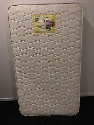 Baby Bunting Inner Spring Deluxe Cot Mattress