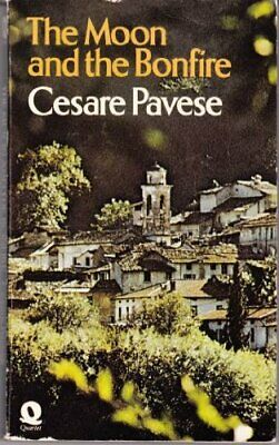 The Moon and the Bonfire by Pavese, Cesare Paperback Book The Cheap Fast Free