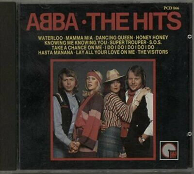 Abba - The Hits - Abba CD CTVG The Cheap Fast Free Post The Cheap Fast Free Post