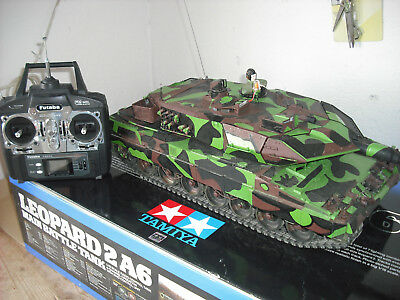 Rc Tamiya Leopard 2 A 6 Full Option 56020 Neupreis 1150 Euro
