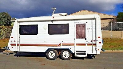 1996 Jayco Westport Caravan Shower Toilet Clear Tittle *WATCH VIDEO*