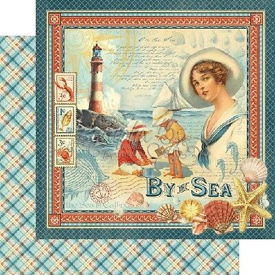 G45 - By The Sea - 12x12 - By The Sea