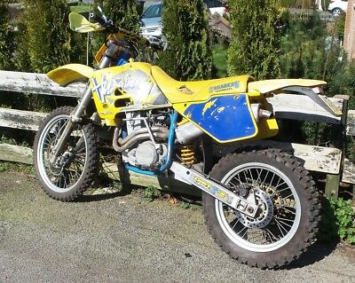 Husaberg motocross bike ENDURO 595 cc 1995 reg spares or repair