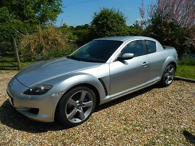 Mazda Rx8 6 Speed 231P Sports Car 2007