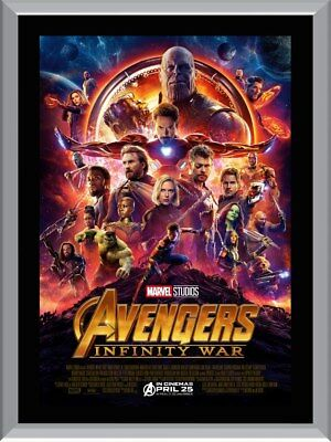 Avengers Infinity War A1 To A4 Size Poster Prints