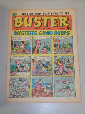 Buster 1St April 1961 Fleetway British Weekly Comic*