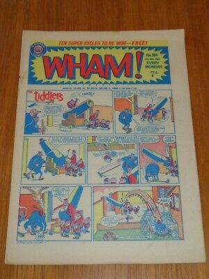 Wham #164 5Th August 1967 Odhams British Weekly Comic*