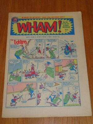 Wham #165 12Th August 1967 Odhams British Weekly Comic*