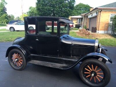 1926 Ford Model T  1926 Ford Model T Coupe