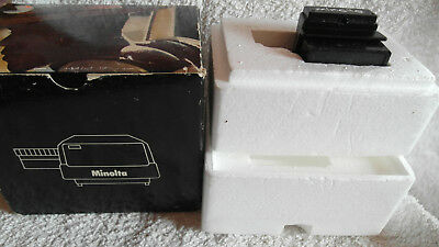 MINOLTA   P-finder in orig box. good  working ,Deutsch Sucher für Minolta XK&XM