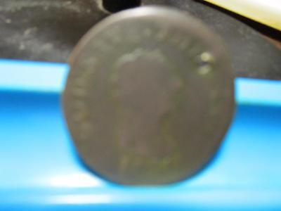 1830 - Great Britain - God Save The Queen Token - Holed - 33-mm      (J-14)