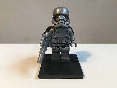 Star Wars Minifigur - CAPTAIN PHASMA - Custom Figur Lego kompatibel