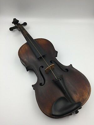 Antique Violin Labeled Giuseppi Maggini Padoya 1783