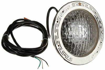 78411102 Amerlite Underwater Incandescent Pool Light W Stainless Steel Face Ring